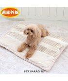 【ペットパラダイス/PET PARADISE / GOODS】の犬 マット 遠赤外線 ボアマット ベージュ (80×60cm) 犬 猫 ベッド 小型犬 おしゃれ かわいい ベージュ (71)|ID: prp329100001996786 ipo3291000000012026373