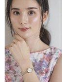 【トッカ/TOCCA】のNOBLE WATCH 腕時計 ドット×ブラック (505)|ID: prp329100001999327 ipo3291000000012050870