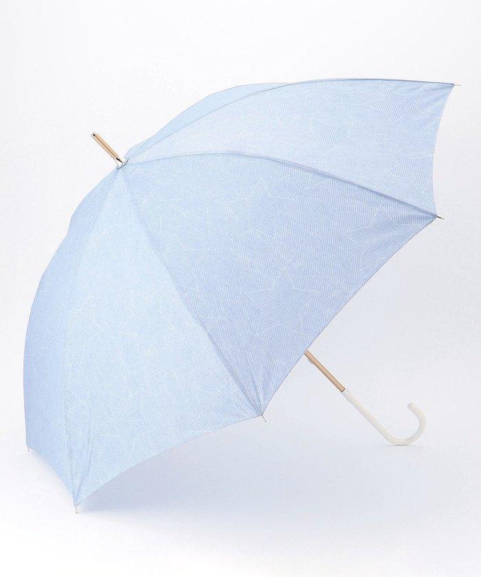 【ムーンバット/MOONBAT】のestaa 長傘 インテリア・キッズ・メンズ・レディースファッション・服の通販 founy(ファニー) https://founy.com/ ファッション Fashion レディースファッション WOMEN 傘 / レイングッズ Umbrellas/Rainwear 送料無料 Free Shipping デニム プリント 傘 再入荷 Restock/Back in Stock/Re Arrival  ID: prp329100002002907 ipo3291000000012688098