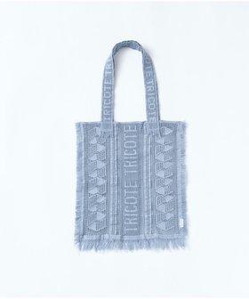 【トリコテ/Tricote】のTRICOTE TORSION BAG 人気、トレンドファッション・服の通販 founy(ファニー) ファッション Fashion レディースファッション WOMEN バッグ Bag アクセサリー タンブラー フリンジ レース  ID:prp329100002011987